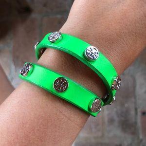 Tory Burch Summer Wrap Bracelet! NEVER WORN!